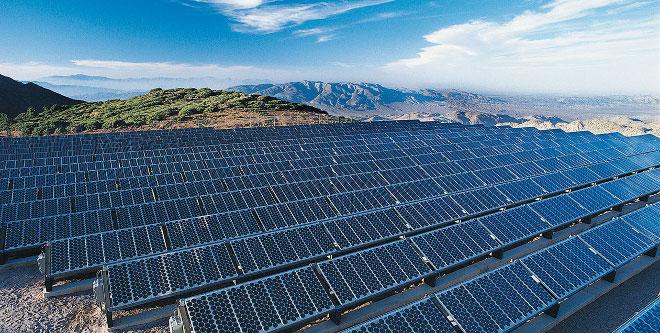 Las emisiones de CO2 que evita la energía solar