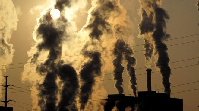las emisiones de di  243 xido de carbono es una de las m  225 s importantes    Quema De Combustibles Fosiles