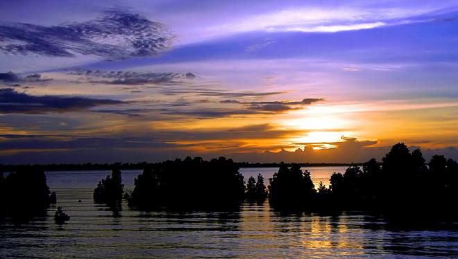 Algunas islas del Pacifico pueden desaparecer por el cambio climatico Algunas islas del Pacífico pueden desaparecer por el cambio climático
