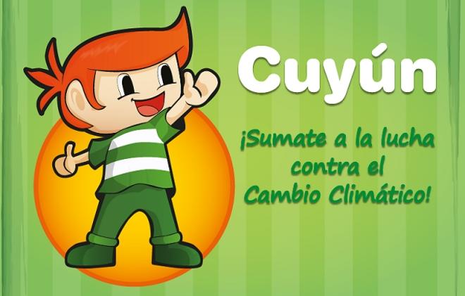 Cuyún, un pequeño héroe contra el cambio climático en ...