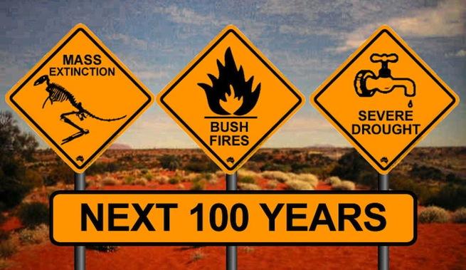 Australia en el Mundo en Australia en el 2070