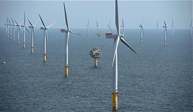 Japón construirá el parque eólico marino más grande del mundo