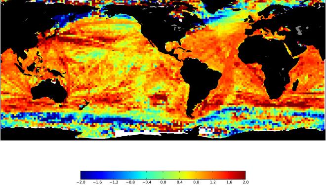Los océanos se están calentando a un ritmo superior que el resto del planeta