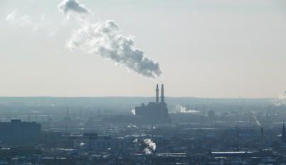 La contaminacion ambiental y la calidad del aire