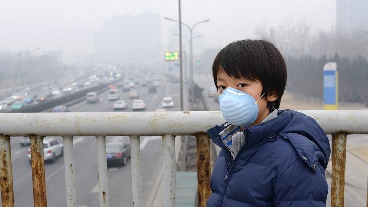 China polucion