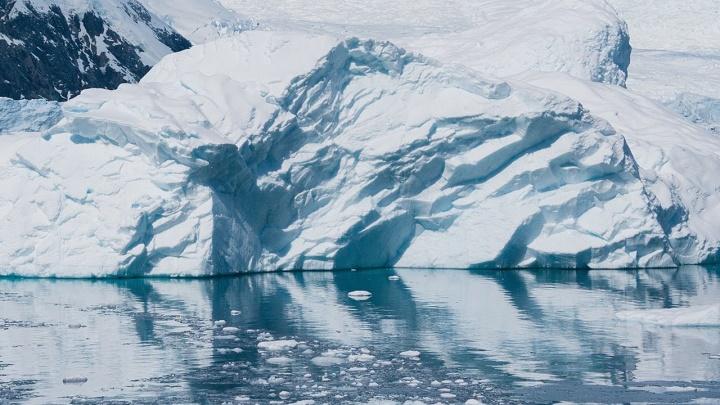 Qori Kalis glaciar 2