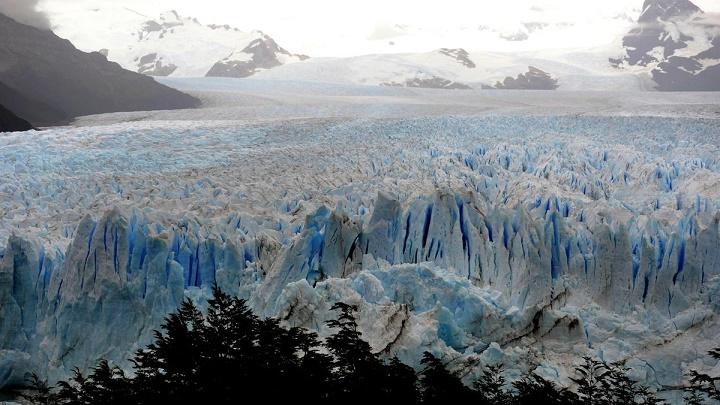 Qori Kalis glaciar