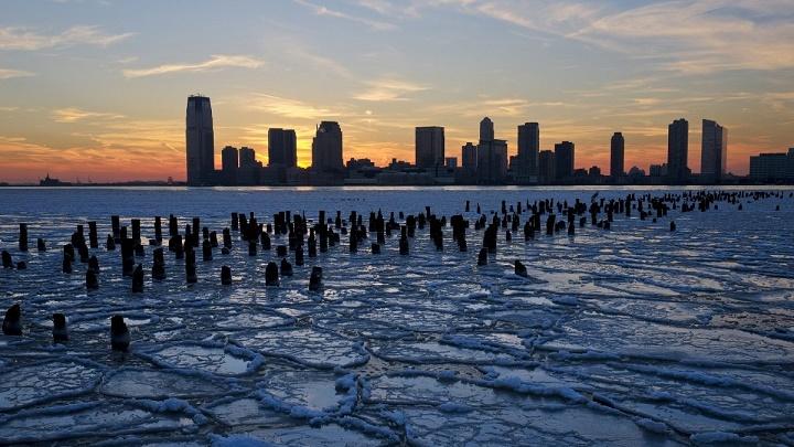 ciudad cambio climatico
