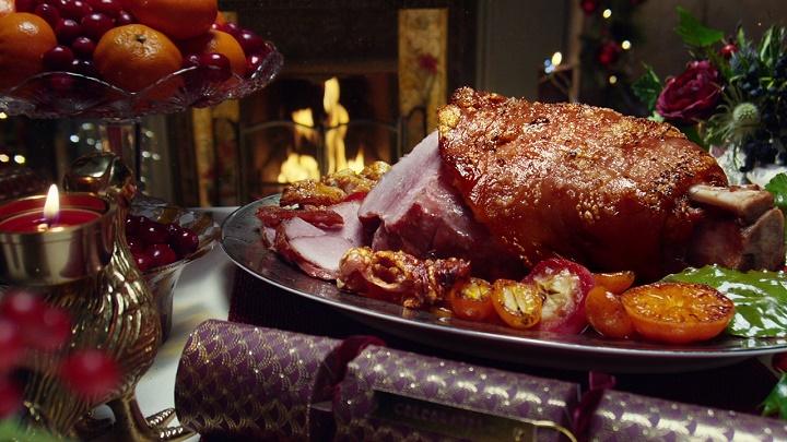 comida de navidad