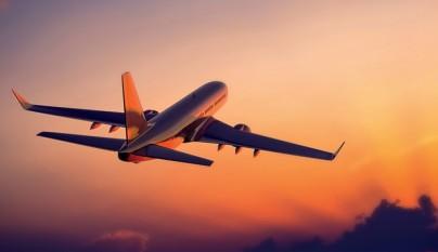 Avion volando