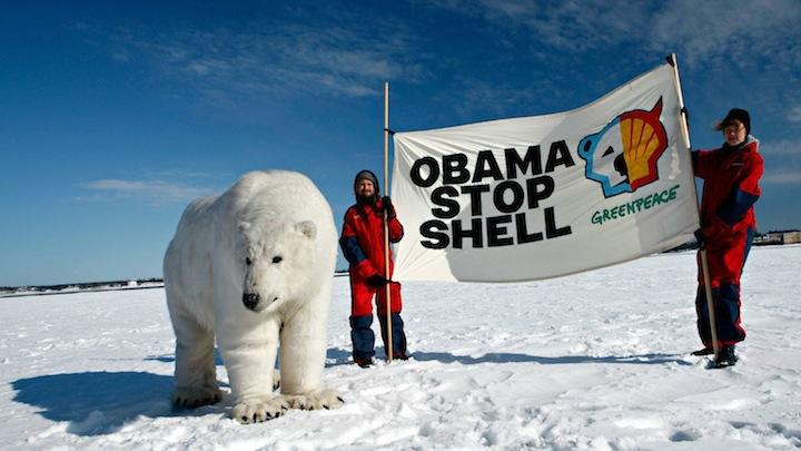 Protesta petrolera