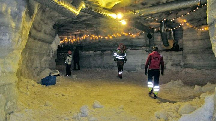 Tunel Camp Century