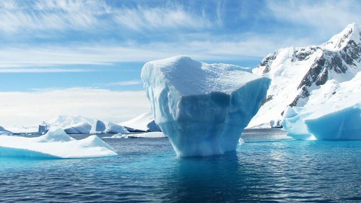hielo-antartida